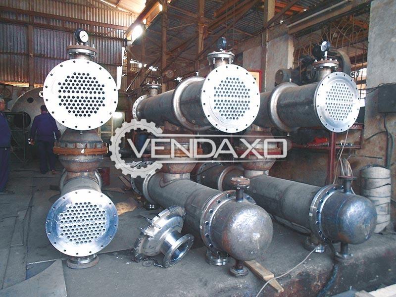 For Sale New Heat Exchanger - 26 Sq. Meter