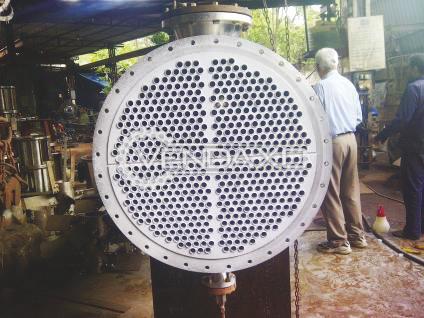 For Sale New Heat Exchanger - 215 Sq. Meter