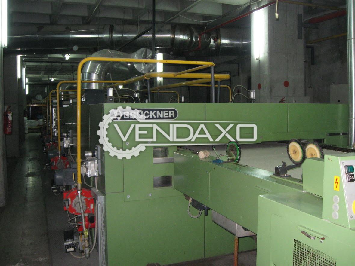 Bruckner Stenter Machine - 160 CM