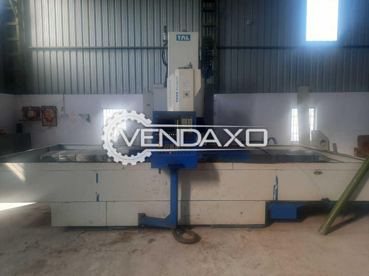 TAL Vermitech V-900 CNC Vertical Machining Center VMC - 2000 x 900 x 800 mm