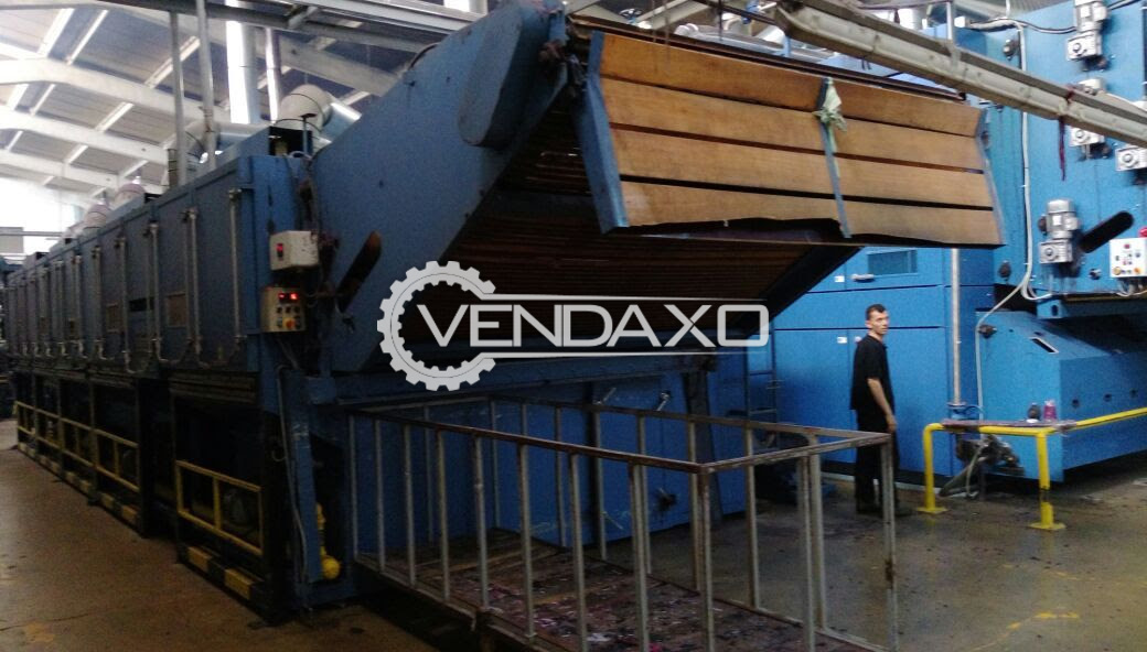 Santex Dryer - 2.4 Meter, 12 Ton