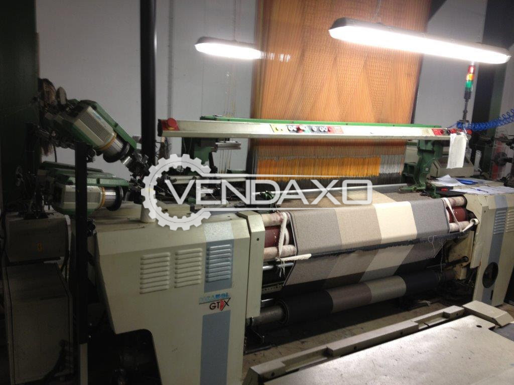 Picanol GTX Looms With Jaquard - 190 CM