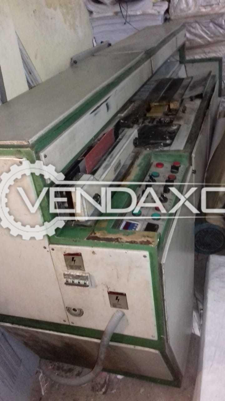 Welbound Perfect Binding Printing Machine - Single Clamp