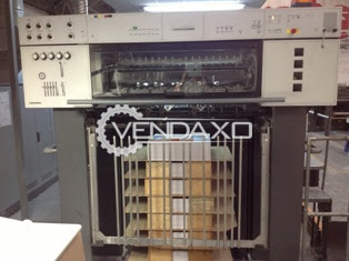 Heidelberg CD102-6 LX Offset Printing Machine - 72 x 102 cm, 6 Color