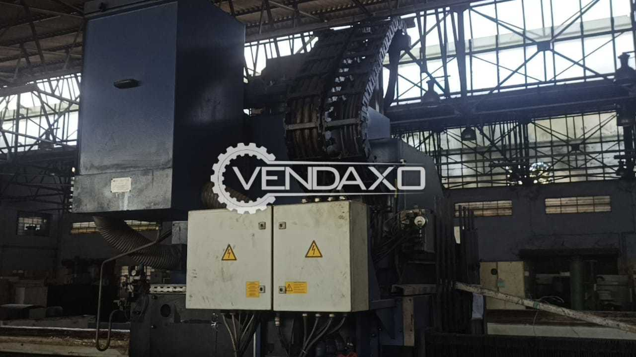 Reform CNC 4 Axis Rotary Surface Grinding Machine - Grinding Length - 6000 mm