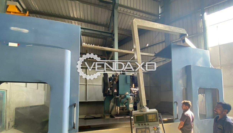 FMS 25x32 CNC Vertical Machining Center VMC - Table Size - 3500 x 650 mm