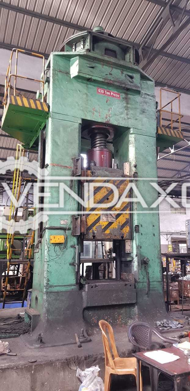 For Sale Used Russian Forging Screw Press - 630 Ton