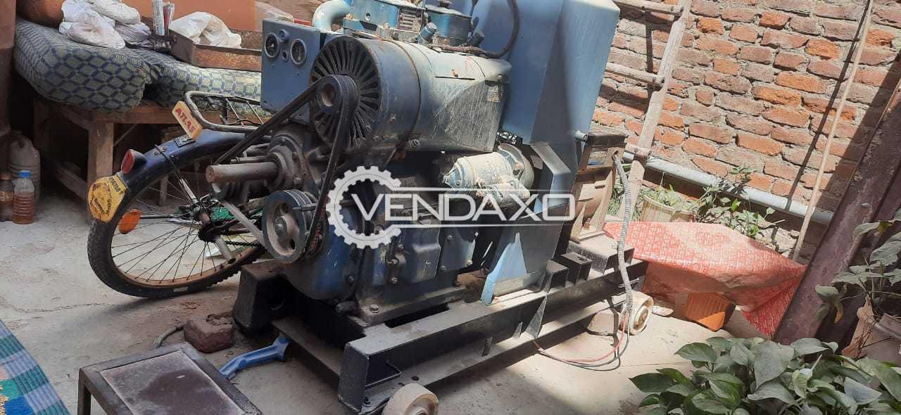 Kala 0008.2.09.2.008.1 Diesel Generator - 7.5 Kva