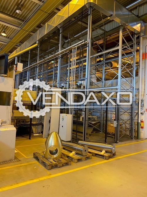 For Sale Used Fastems Automation System Pallet - 24 Pallet