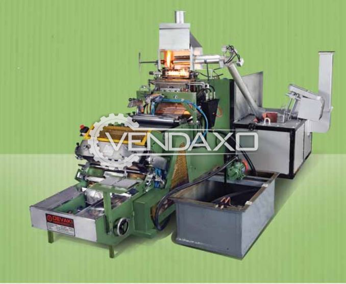 For Sale New Automatic Grid Casting Machine - 350 x 150 mm