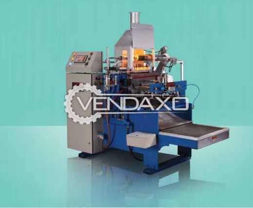 For Sale New Semi Automatic Grid Casting Machine - 165 x 145 mm