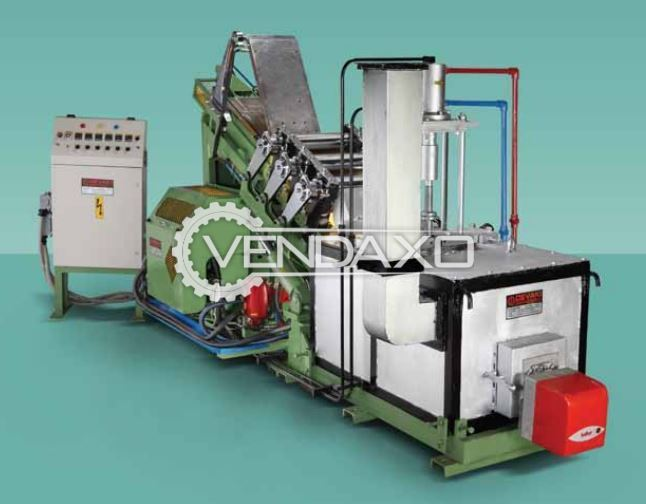 For Sale New Hydraulic Pressure Die Casting Machine -  15 spine x 500 mm