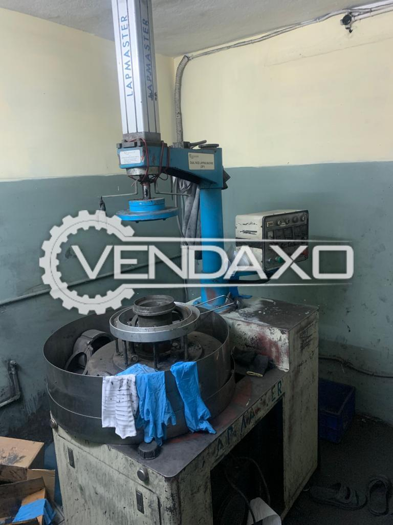 For Sale Used Lapping Machine