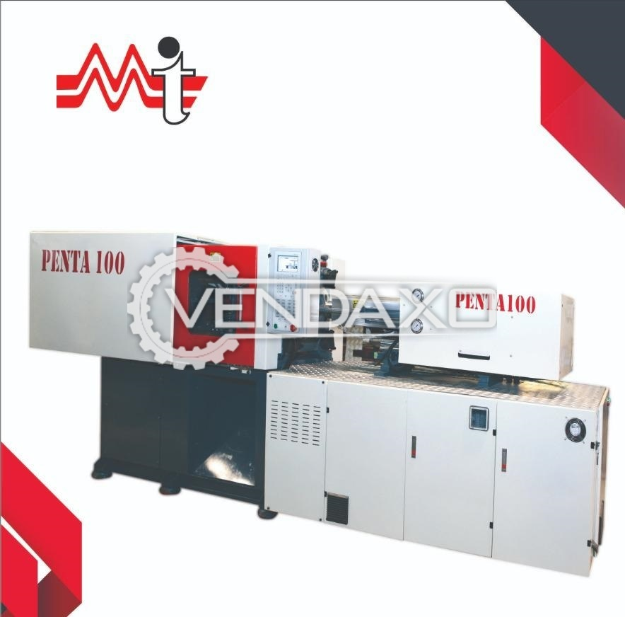 For Sale New Penta 100 Injection Moulding Machine - 45 Ton