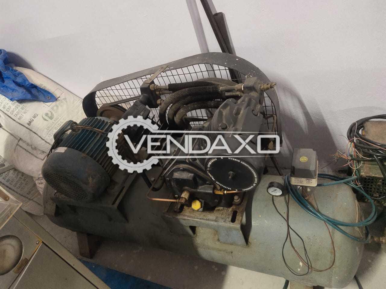 Ingersoll Rand(IR) Air Compressor - Power - 12.5 HP