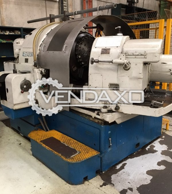 Used Gleason 26 Spiral Bevel Gear Machine for Sale at Best