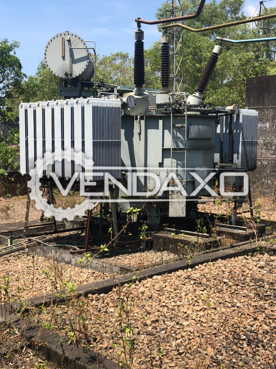 For Sale Used HT/LV Transformer - 20000 Kva