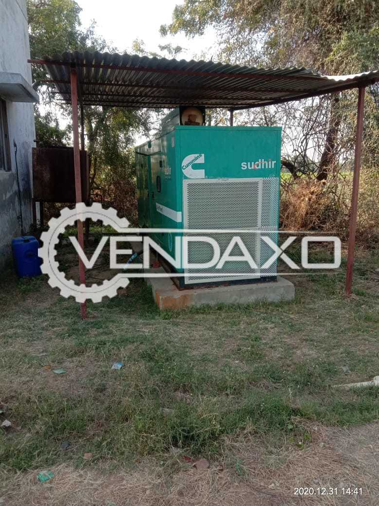 Cummins Sudhir S6L-125 Diesel Generator - 125 Kva