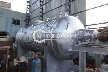 For Sale New Autoclave for Rubber Reclaim - 100 To 50000 Liter