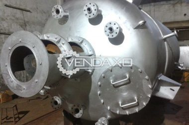 For Sale New Chemical Pressure Vessel - 100 to 50000 Liter