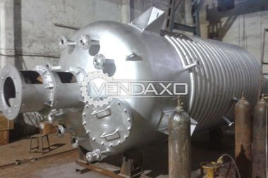 For Sale New Limpet Pressure Vessel Tank - 100 to 100000 Liter