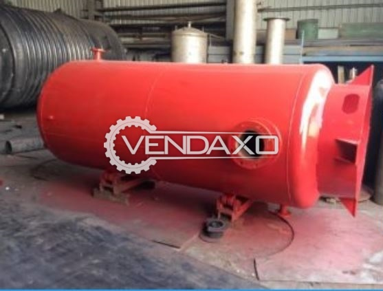 For Sale New High Pressure Air Receiver Tank - 100 To 100000 Liter