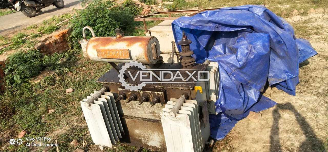 Ganpati Transformer - 160 Kva