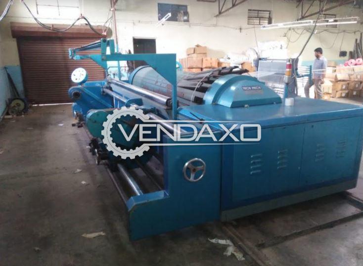 For Sale Used Tech Mech Warping Machine - 230 CM