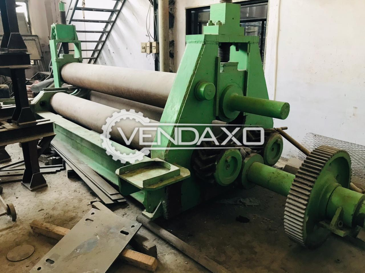 For Sale Used Plate Bending Machine - 420 mm