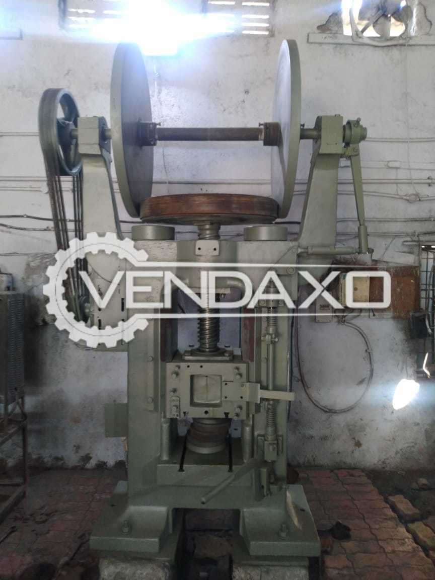 For Sale Used Friction Screw Press Machine - 100 Ton