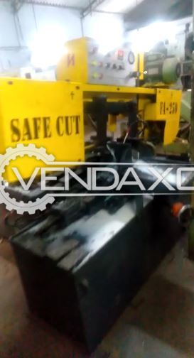 For Sale Used FA-250 Bandsaw Cutting Machine - Max. Diameter - 250 mm