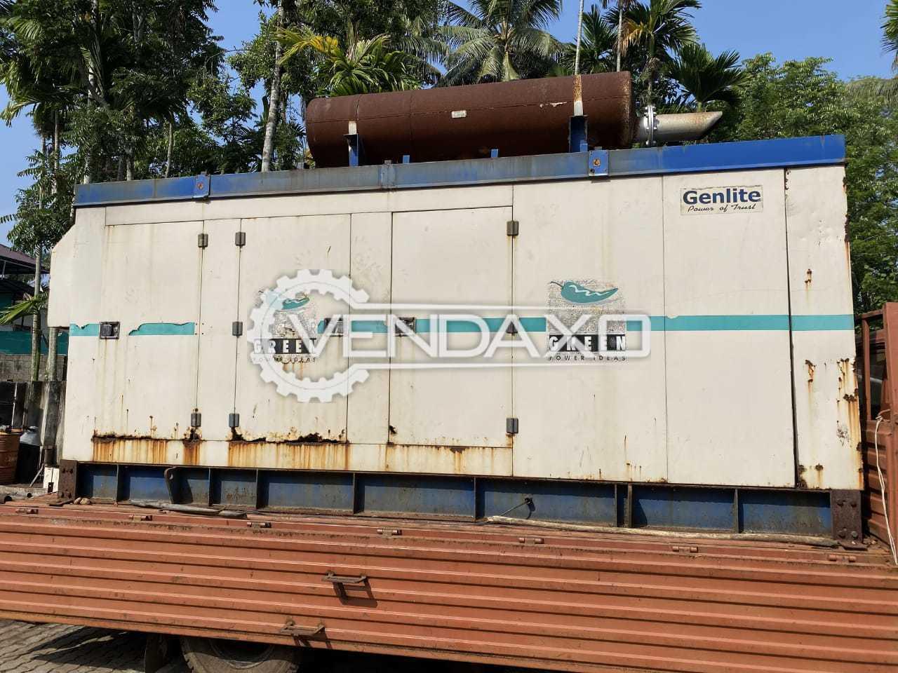 Kirloskar Genlite Diesel Generator - 500 Kva