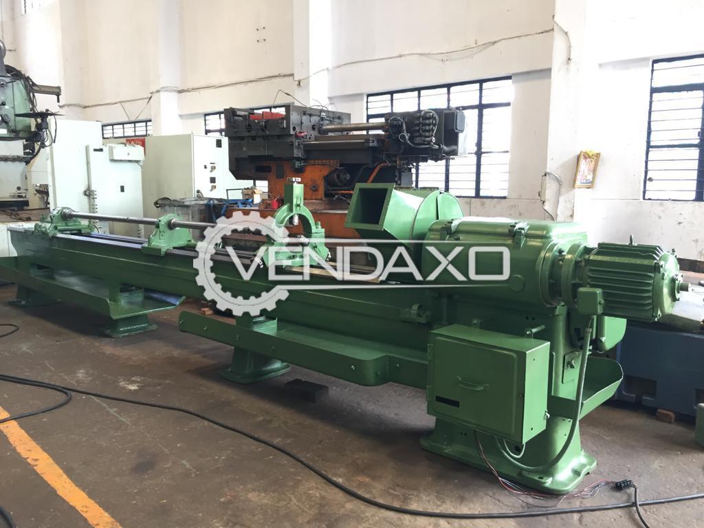 VDF Deep Hole Boring Machine - Bed Length – 5940 mm