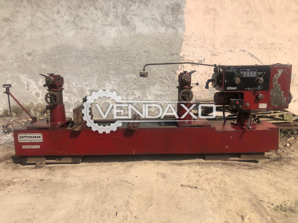 Kuttukaran Linebore H-1550 Boring Machine - 1500 mm