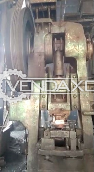 Massey Forging Hammer - 2 Ton