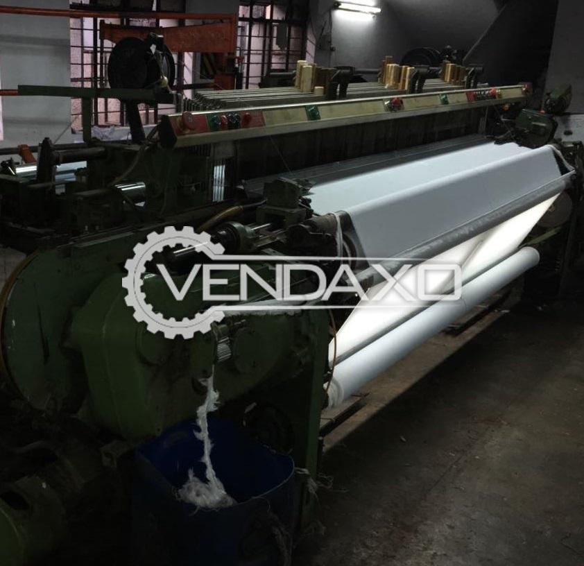 Picanol GTM-A Rapier Loom Machine - Width - 280 CM