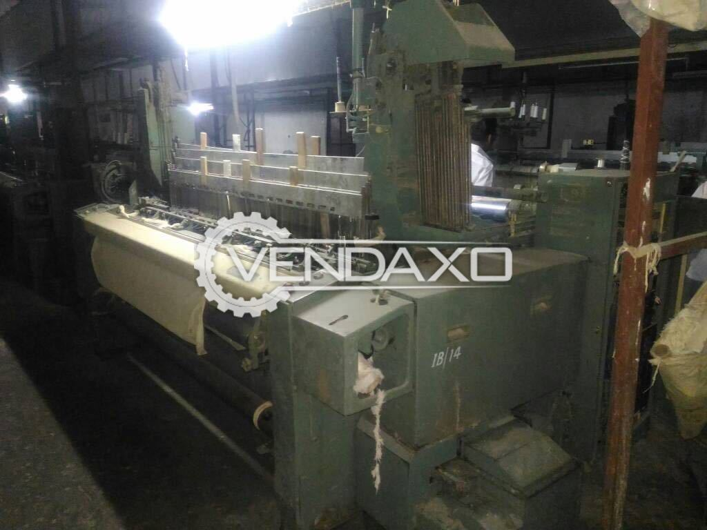 Tsudokama Airjet Loom Machine - 190 CM