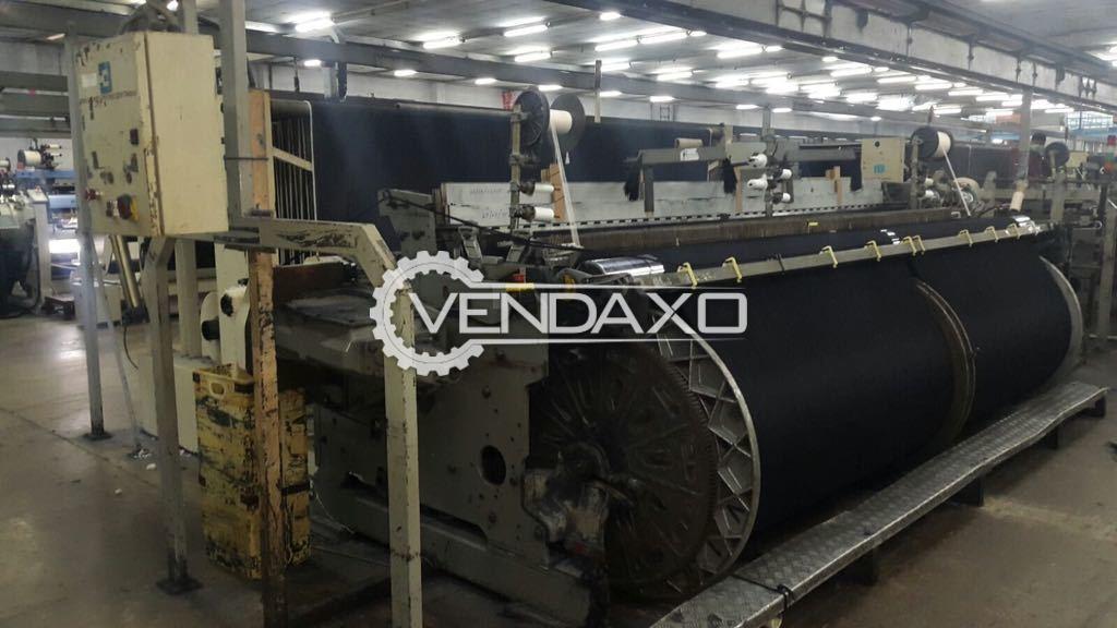 Vamatex P1001ES Rapier Weaving Machine - Width - 3600 mm