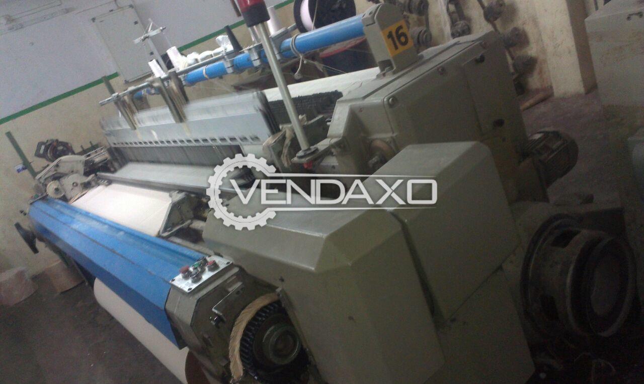 Nuovo Pignone TP500 Rapier Loom Machine - Width - 210 CM