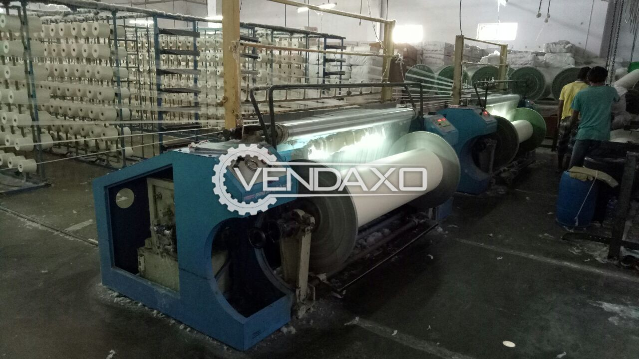 For Sale Used Jupiter Sizing Machine - Width - 132 Inch