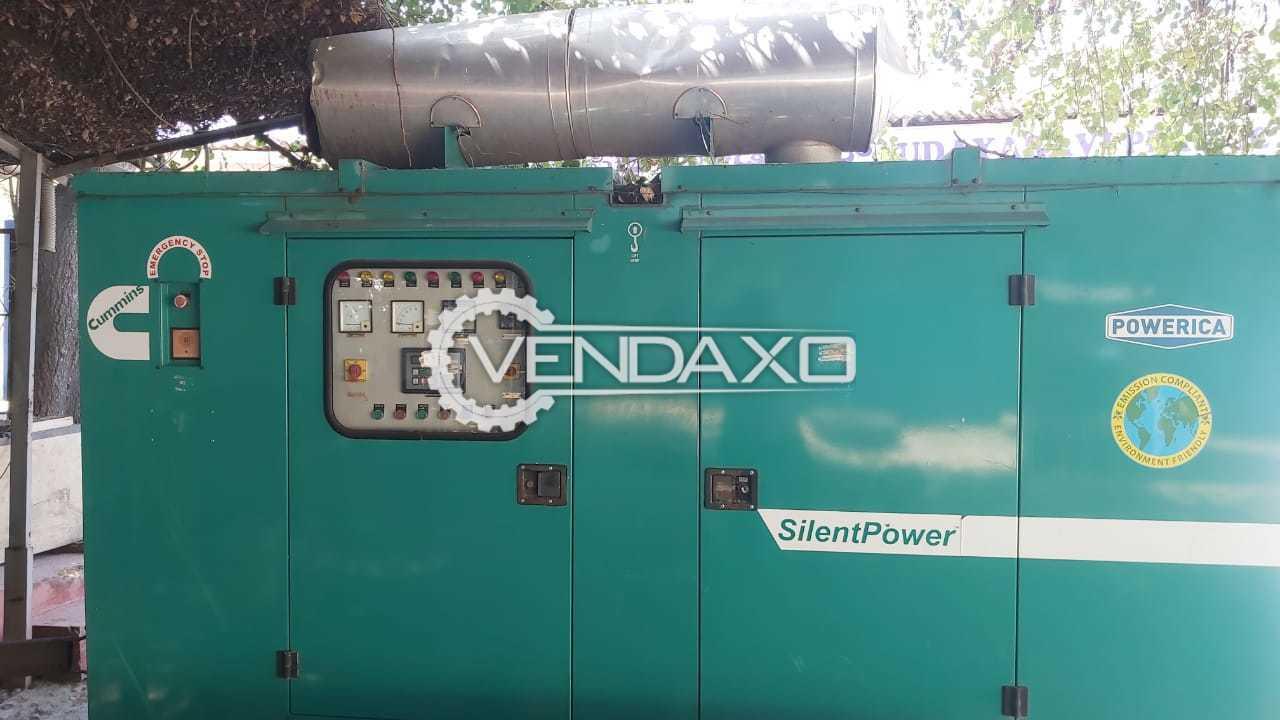 Cummins Powerica Diesel Generator - 100 Kva