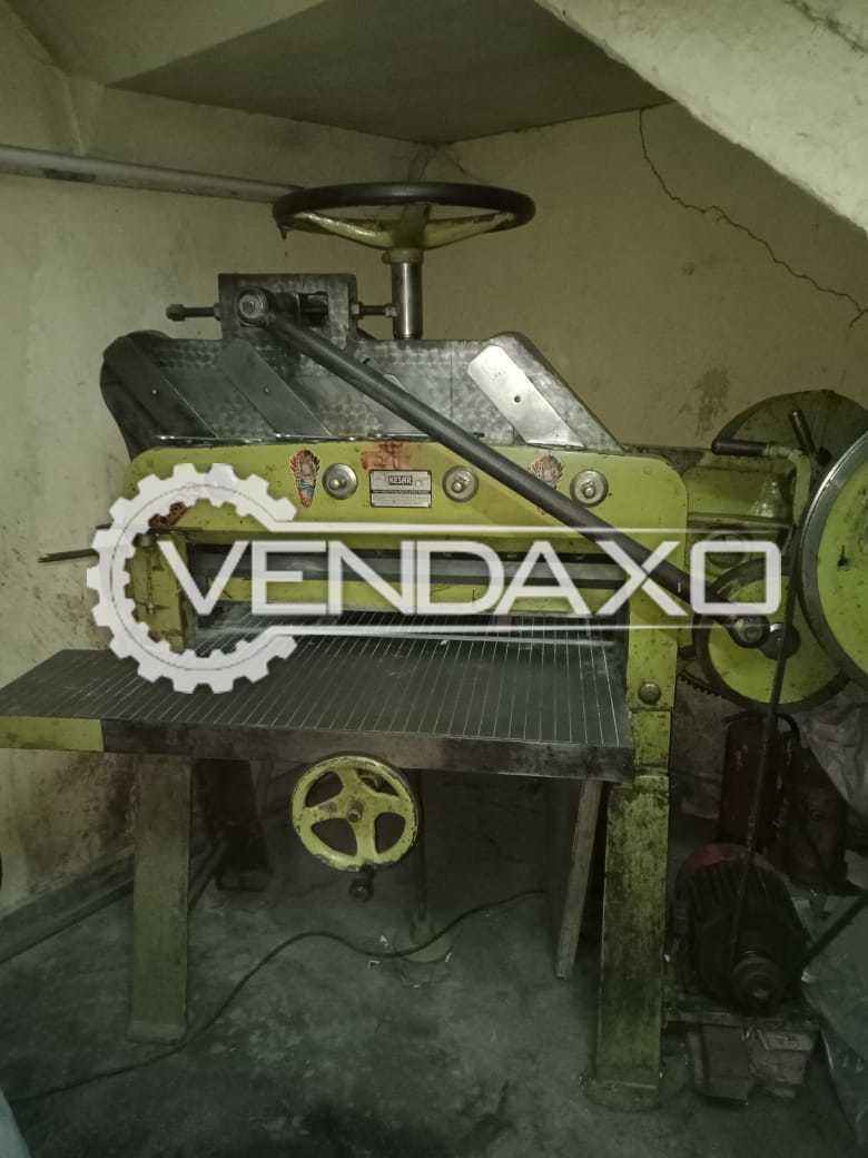 Kesar Paper Cutting Machine - 36 Inch