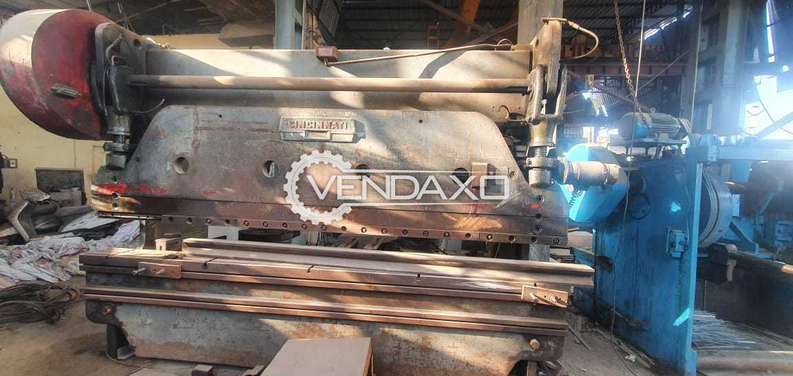 Cincinnati Press Brake - 3600 X 8 mm