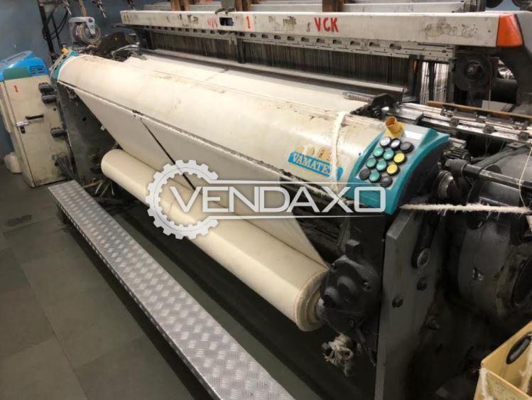Leanardo Rapier Loom Machine - Width - 380 CM