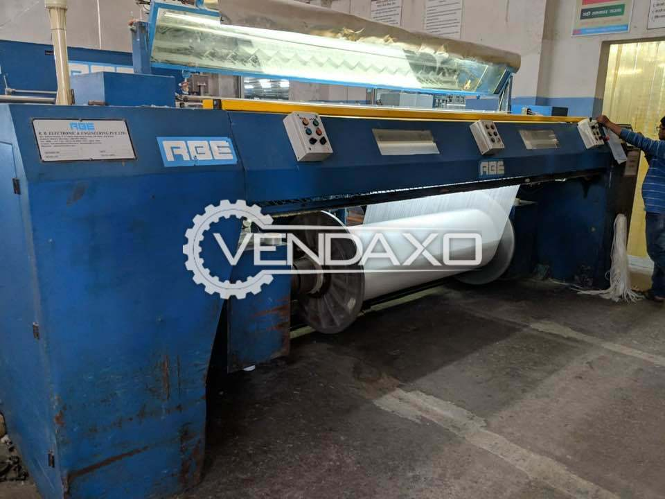For Sale Used RBE Sizing Machine - Width - 1800 mm