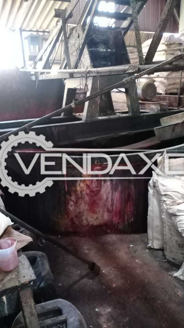 For Sale Used Bricking & Rubber Lining MS Vessel - 20000 Liter