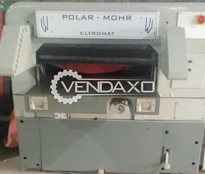 Polar Mohr Eltromat 92 Paper Cutting Machine - Size - 36 Inch