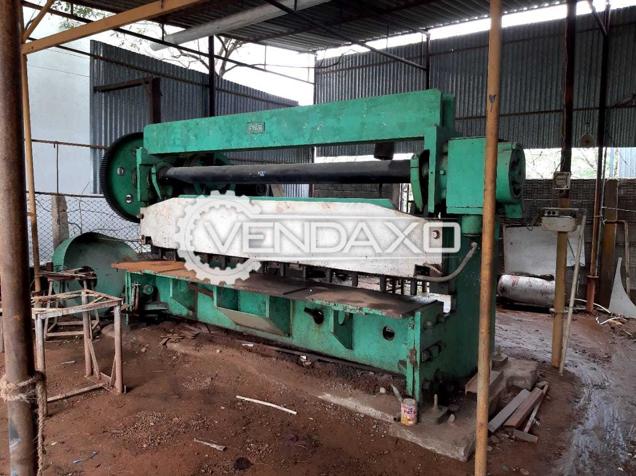 Star Mechanical Shearing Machine - 3200 x 8 mm