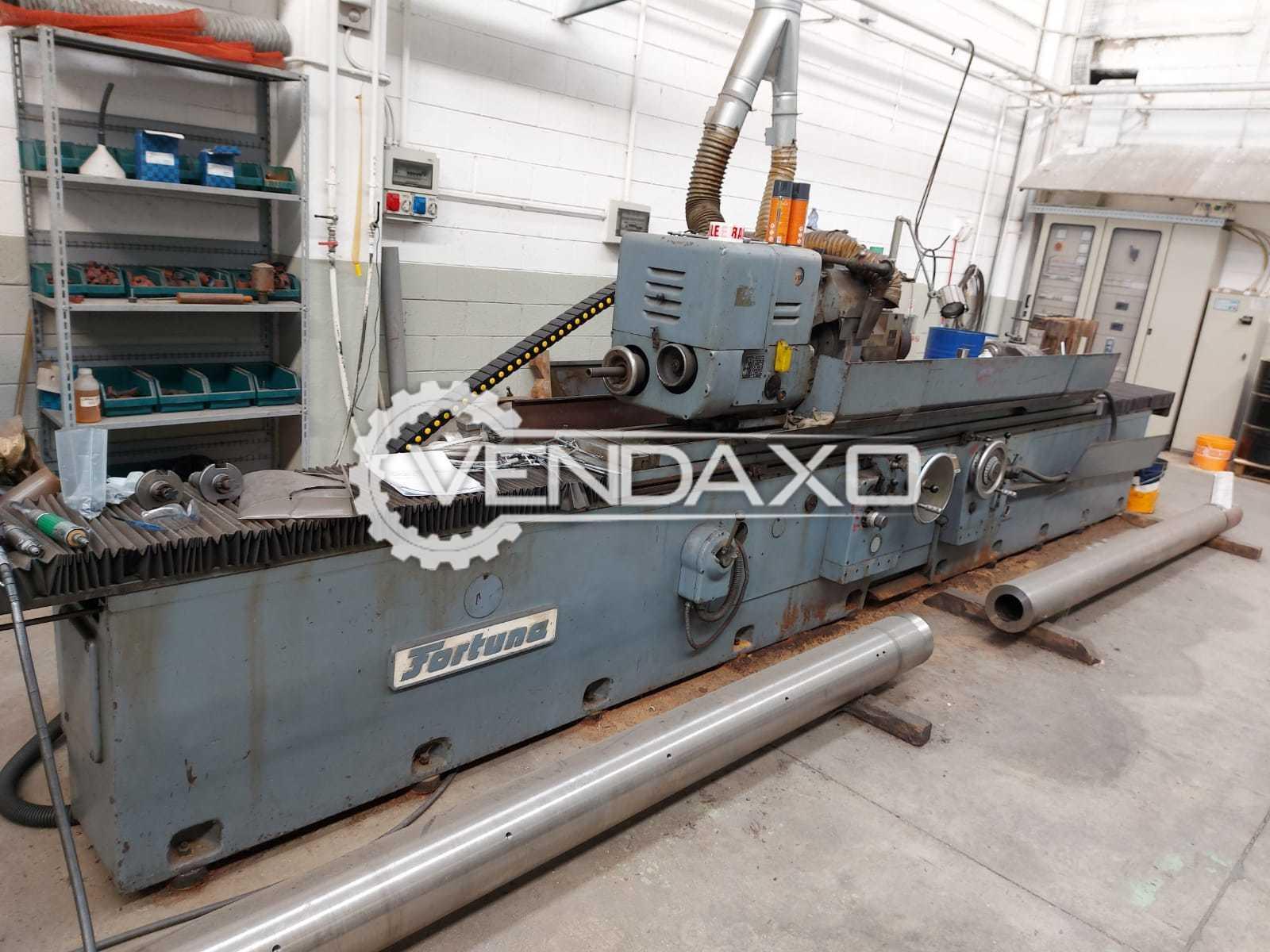 Fortuna Cylindrical Grinding Machine - 2500 x 400 mm