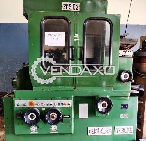 Reishauer RZ300E Gear Grinding Machine - 270 to 350 mm